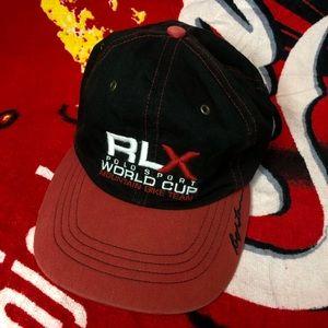 Ralph Lauren X Polo Sport World Cup Hat